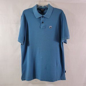 Patagonia Signature Men's Rugby Golf Polo Shirt